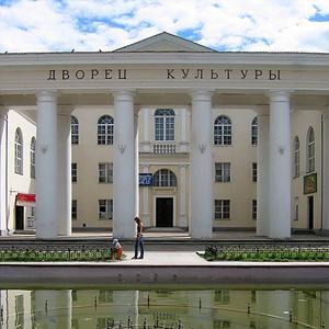 Дворцы и дома культуры Няндомы