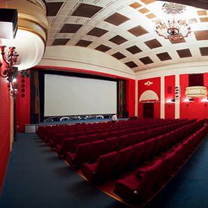 Кинотеатры Няндомы