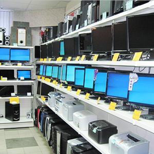 Компьютерные магазины Няндомы