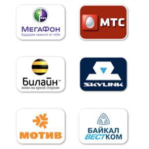 Операторы сотовой связи Няндомы