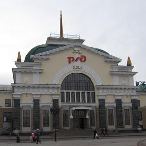 Железнодорожные вокзалы Няндомы